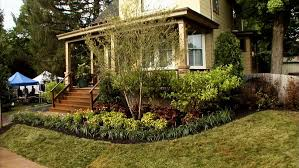 Front Entrance Landscaping Ideas Front Landscaping Ideas Home Design Interior
