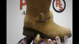 s ugg australia black adirondack boots schuh s ugg chaney boot available at peltzshoes com