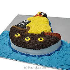 top 10 item pirate ship cake cake kapruka