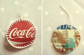 diy scented tree ornaments by