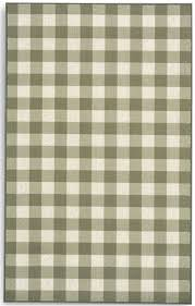 karastan french check rugs 357 29773 green check closeout area rug