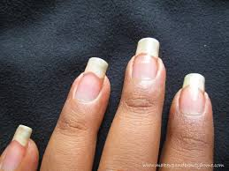 how to do french tip nail art gel nails filing