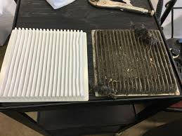 lexus isf k n filter cabin air filter out of a subaru outback i purchased this summer