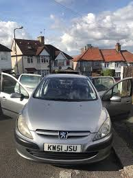 pejo second hand second hand peugeot 307 in kingsbury london gumtree