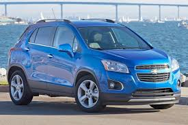 chevy tracker off road 2016 chevrolet trax pricing for sale edmunds