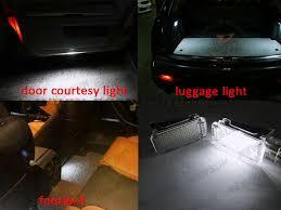 led interior light for audi a3 s3 a4 s4 rs4 a5 s5 a6 s6 led door