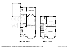 Althorp House Floor Plan by 3 Bed Semi Detached House For Sale In Leicester Road Glen Parva