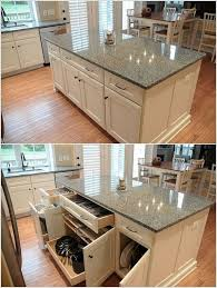 designing kitchen island 22 kitchen island ideas kitchens drawers and shelves