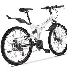 Commuting Mountain Bike Or Road by Xspec 26 U2033 Folding Mountain Bike Review U2013 Best Folding Bike Reviews