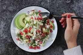 cuisiner du fenouil frais salade de fenouil cru pomme verte et avocat the foodie
