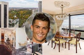 trump apartment cristiano ronaldo interested in 23m trump tower apartment to