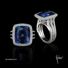 radiant cut halo engagement rings radiant cut halo engagement ring blue sapphire octopus