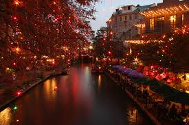 twinkling lights on the riverwalk well i wasn t going to flickr