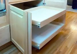 Kitchen Cabinets With Drawers Custom Roll Out Shelves For Kitchen Cabinets Pantries Bathrooms