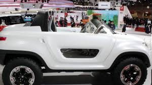 jipsi jeep new 2018 maruti gypsy concept release youtube