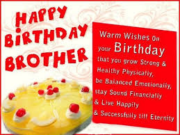 Happy Birthday Wishes To Sms 60 Cute Birthday Sms For Brother Wishesgreeting