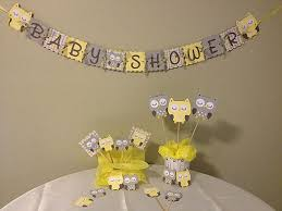 yellow and gray baby shower decorations yellow and grey baby shower decorations sorepointrecords