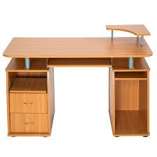 Angebote Schreibtisch Computertisch Pc Tisch Arbeitstisch Mit Schubladen Schreibtisch