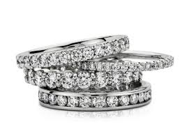 fine diamond rings images Platinum wedding rings from blue nile what 39 s your wedding band jpg
