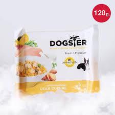 cuisine en g dogster lean cuisine 120 g petclub