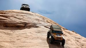 moab jeep trails four wheeling in moab utah we found the limits of man and
