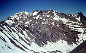 Rugged Mountain Range Usgs Peak Idaho A Climbing Guide