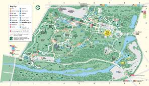Map Directions Bronx Zoo Entrances Map Bronx Zoo Map Directions New York Usa