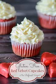 gluten free red velvet cupcakes no refined sugar almost supermom