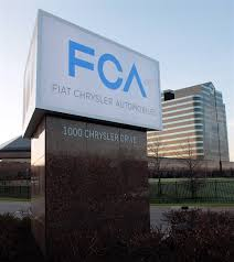 volkswagen group headquarters fiat chrysler automobiles is investigated in the usa for its sales
