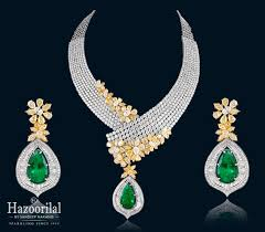 designer diamond sets diamond necklace designs designer diamond necklace hazoorilal
