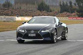 used lexus coupe lexus lc coupe dare to be different road tests driven