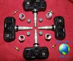 lexus is250 for sale on ebay toyota scion lexus tpms pressure sensors set of 4 pmv 107j new