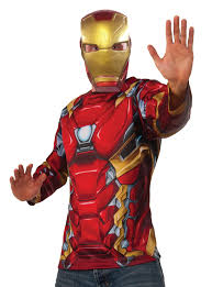 Iron Man Halloween Costume Marvel Costumes Buy Marvel Avengers Halloween Costumes