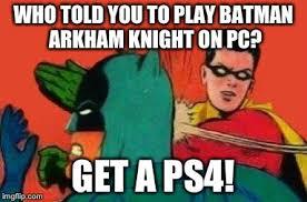 Meme Generator Batman Robin - robin slapping batman meme generator imgflip
