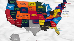 World War 2 Interactive Map by This Interactive Map Shows The Best Selling Nfl Jerseys Among