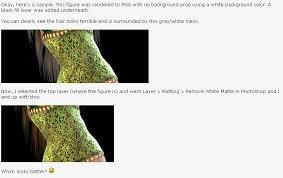 remove black white matte or fringe pixels possible paint net