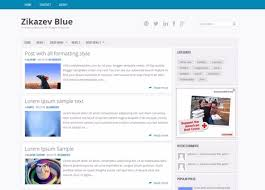 templates for blogger for software zikazev blue blogger template lovely templates