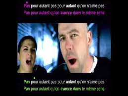 Le Meme Sang - sinik et diam s le m礫me sang karaok礬 youtube