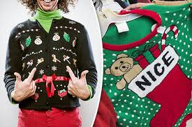 when is jumper day 2017 how will wearing a festive