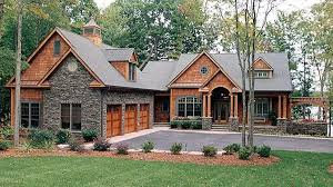 house plans with walk out basement walkout basement house plans for lake 9882 beautiful basement