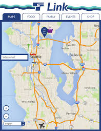 Seattle Rail Map by Seattle Sound Transit Light Rail U2014 Hsueh Sean Ker