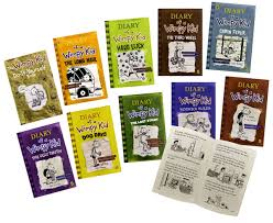 readers warehouse online book store the diary of a wimpy kid box set