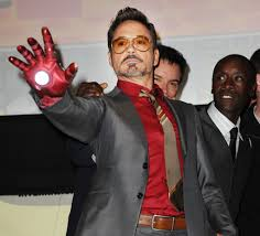 marvel reveals new u0027iron man u0027 suit announces movies u0027ant man