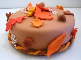 14 best fondant ideas images on thanksgiving cakes