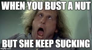 Bust A Nut Meme - scary harry meme imgflip