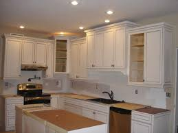 Crown Moulding For Kitchen Cabinets Beauty 36 Inch Cabinets 8 Foot Ceiling Crown Molding Kitchen