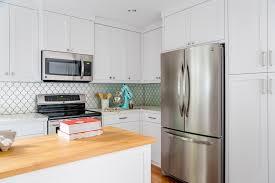 White Kitchen White Backsplash by Lynn Donaldson U0026 Associates White Kitchen Cabinets White