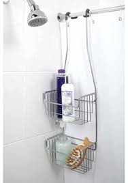 bathroom caddy ideas sparkling shower caddy pole rust proof in college student shower