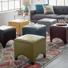 Caldwell Stable Table Ottomans Storage Table Pouf U0026 More Hayneedle