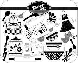 vintage baking clipart u2013 101 clip art